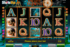 mighty trident novomatic casino slots