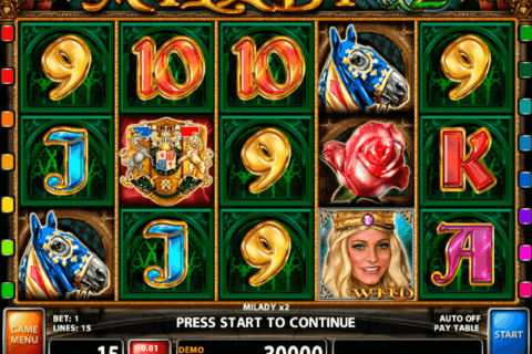milady x2 casino technology slot machine