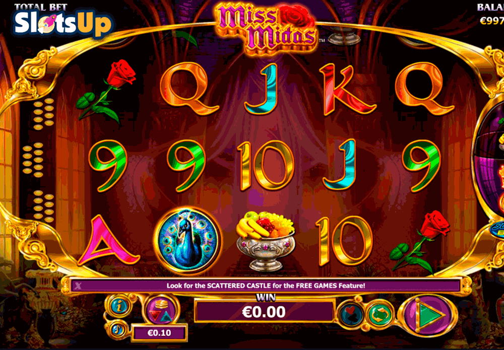 miss midas nextgen gaming casino slots