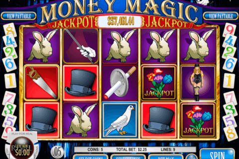 money magic rival casino slots 480x320