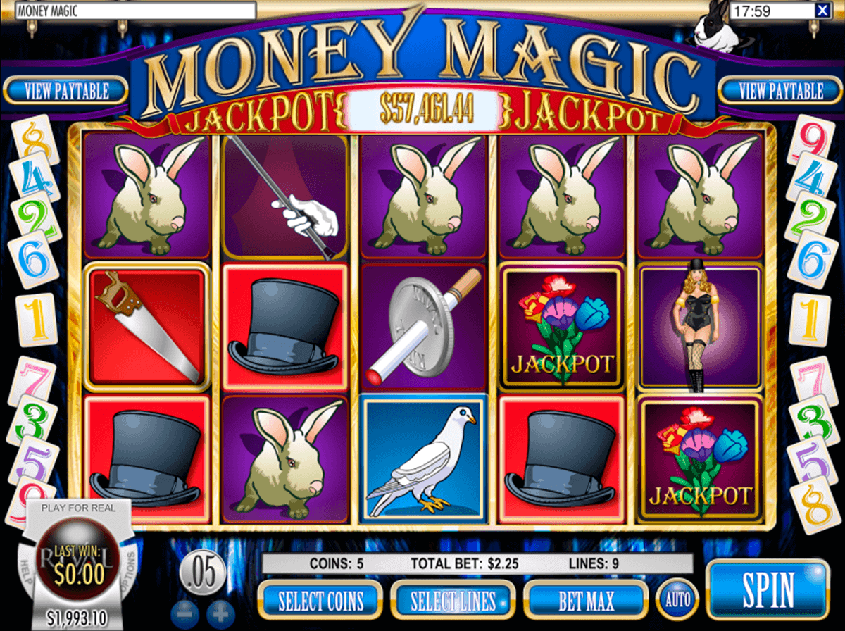 Magic Money™ Slot Machine Game to Play Free in Novomatics Online Casinos