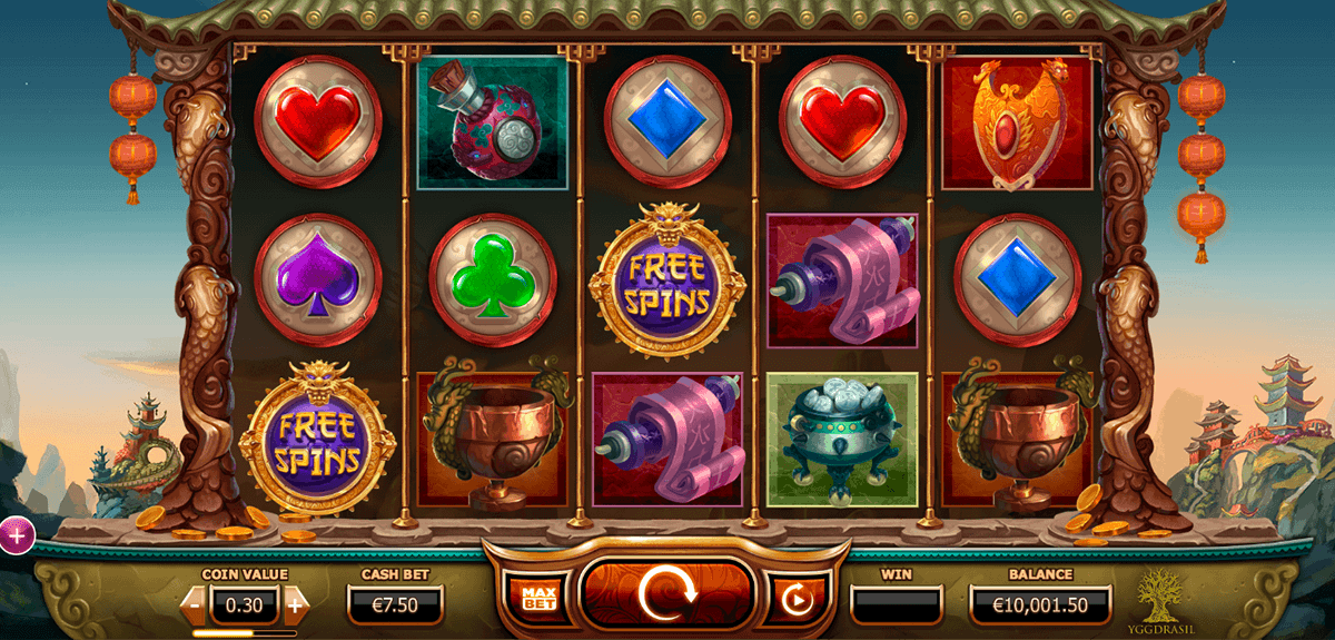 Monkey King Slot Machine Online ᐈ Yggdrasil™ Casino Slots
