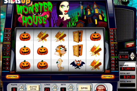 monster house vista gaming casino slots