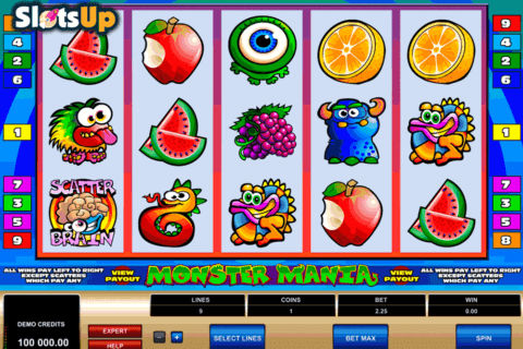 monster mania microgaming casino slots