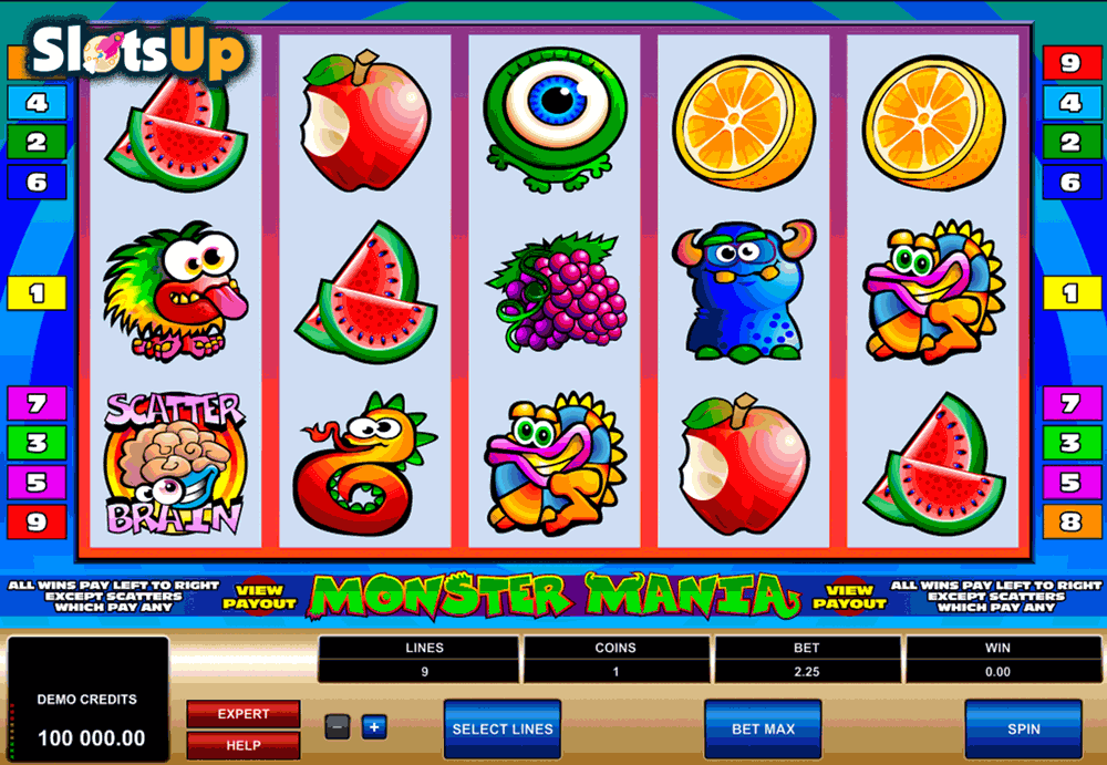 Monster House Slots - Play Free Casino Slots Online