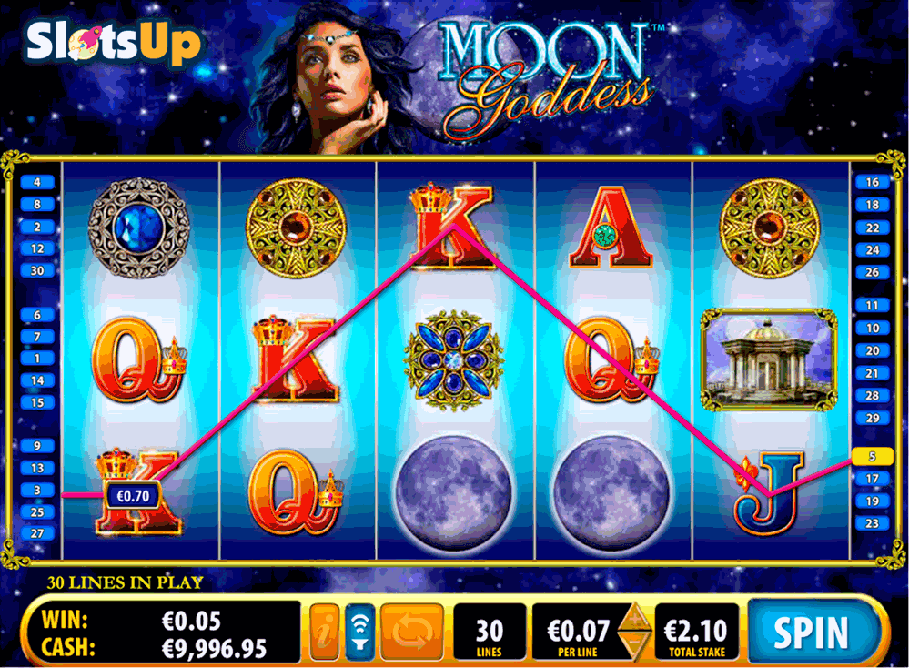 Mayan Moons Slots - Review & Play this Free Slot Game