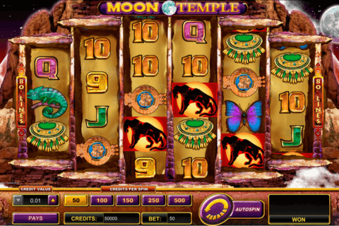 MOON TEMPLE AMAYA CASINO SLOTS