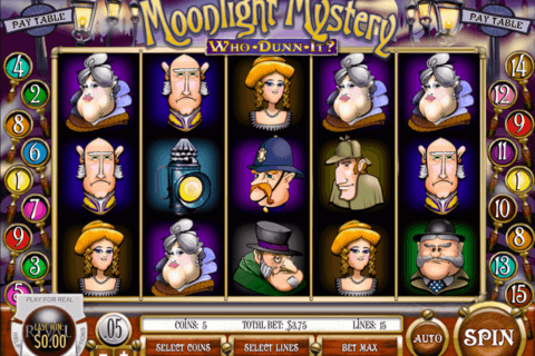 moonlight mystery rival casino slots 480x320