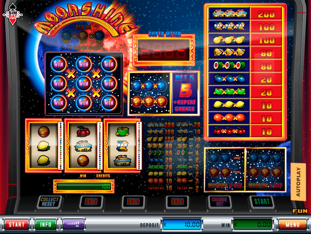 Moonshine™ Slot Machine Game to Play Free in Microgamings Online Casinos