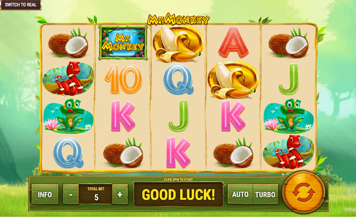 Mr Monkey Slot Machine Online ᐈ GamesOS™ Casino Slots
