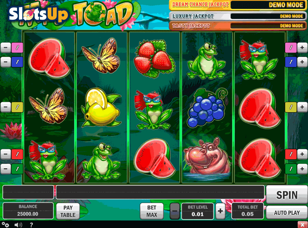 MR TOAD PLAYN GO CASINO SLOTS