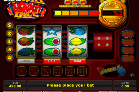 MULTI DICE NOVOMATIC CASINO SLOTS