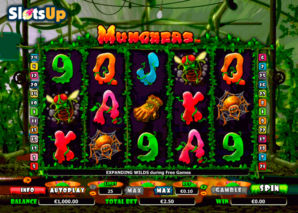 munchers nextgen gaming casino slots