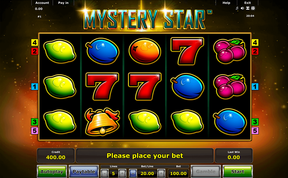 Mystery Star Slot Machine Online ᐈ Novomatic™ Casino Slots