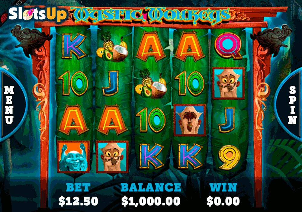 Mystic Monkeys Slot Machine Online ᐈ Genesis Gaming™ Casino Slots