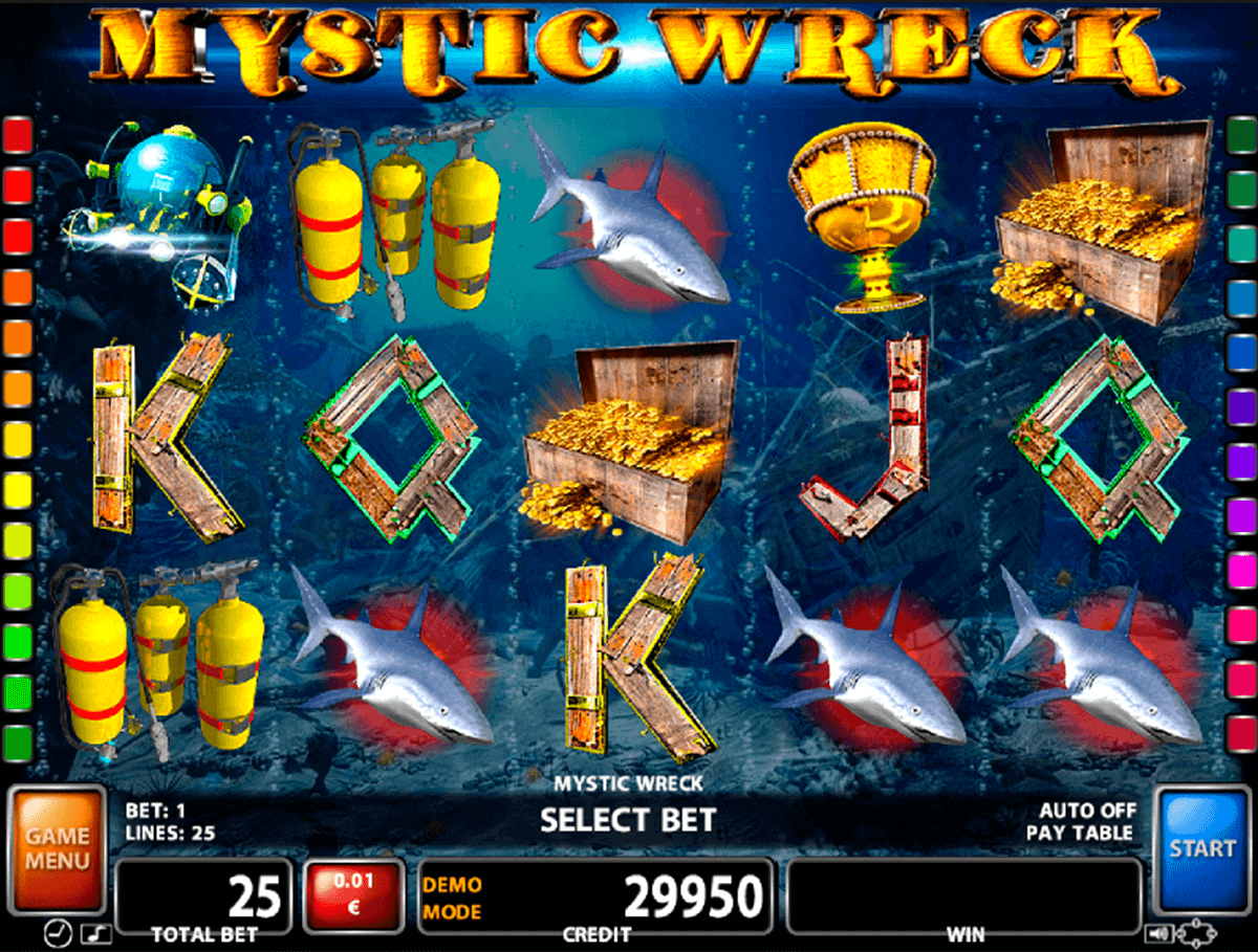 Mystic Wreck Slot Machine Online ᐈ Casino Technology™ Casino Slots