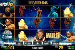 MYTHOS HD WORLD MATCH CASINO SLOTS