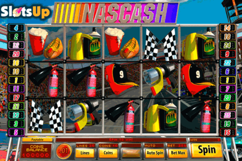 NASCASH SAUCIFY CASINO SLOTS