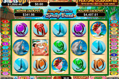 naughty or nice spring break rtg casino slots 480x320