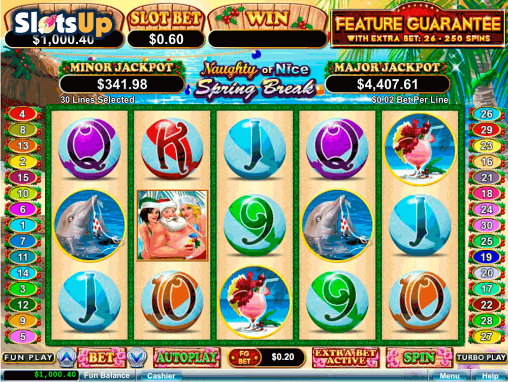 Naughty Or Nice Slot Machine Online ᐈ RTG™ Casino Slots