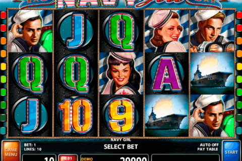 navy girl casino technology slot machine