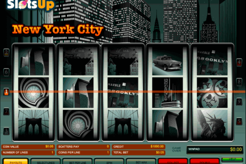 NEW YORK CITY B3W CASINO SLOTS