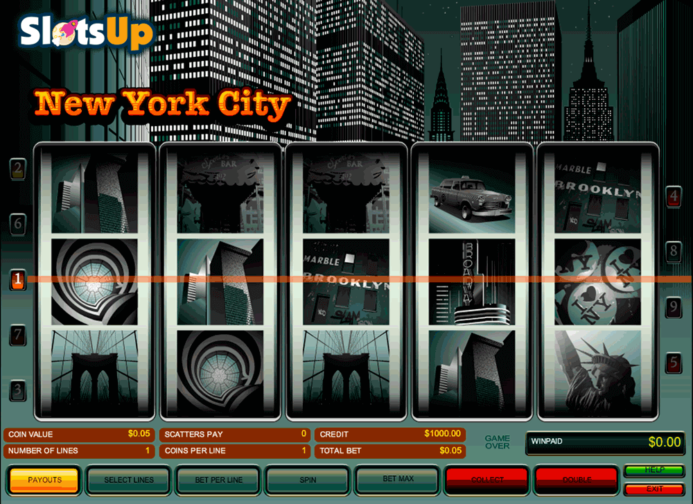 New York City Slot Machine Online ᐈ B3W™ Casino Slots