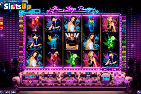 Non-stop Party Slot Machine Online ᐈ GamesOS™ Casino Slots