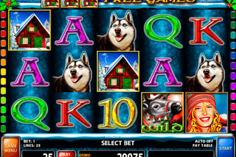 NORDIC SONG CASINO TECHNOLOGY SLOT MACHINE
