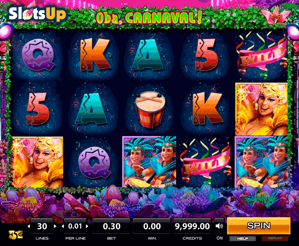OBA CARNAVAL HIGH5 CASINO SLOTS