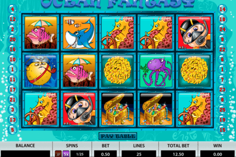 Ocean Fantasy Slot Machine Online ᐈ Pragmatic Play™ Casino Slots