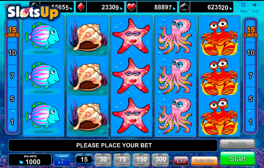 Ocean Rush Slot Machine - Play Online for Free Instantly