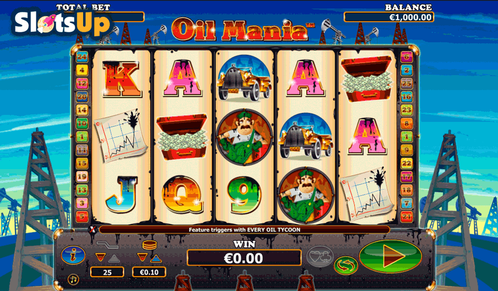 Oil Mania Slot Machine Online ᐈ NextGen Gaming™ Casino Slots
