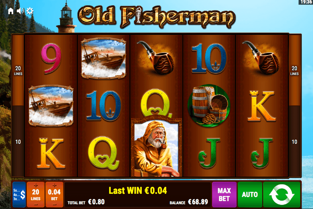Fisherman Ted Slot - Review and Free Online Game