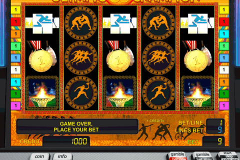 olympic champion novomatic casino slots 480x320