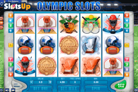 olympic slots gamesos casino slots