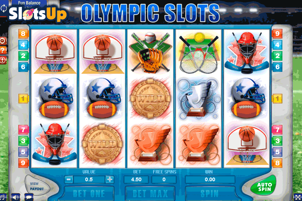 The Olympic Slots™ Slot Machine Game to Play Free in iSoftBets Online Casinos