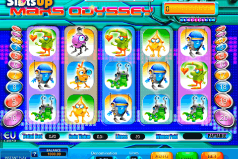 OLYMPIC WINNERS SKILLONNET CASINO SLOTS
