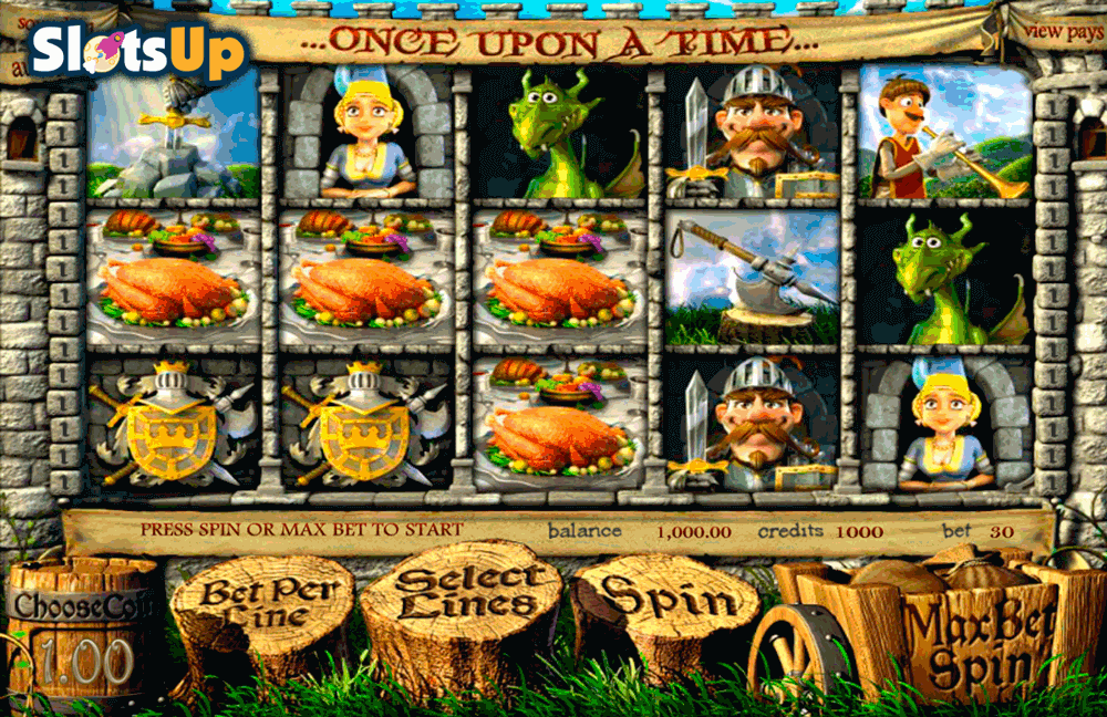 once upon a time betsoft casino slots