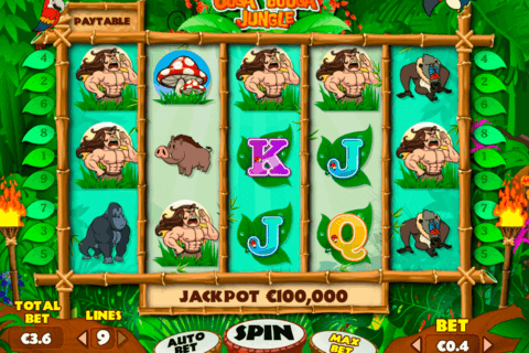 Ooga Booga Jungle Slot Machine Online ᐈ Pariplay™ Casino Slots