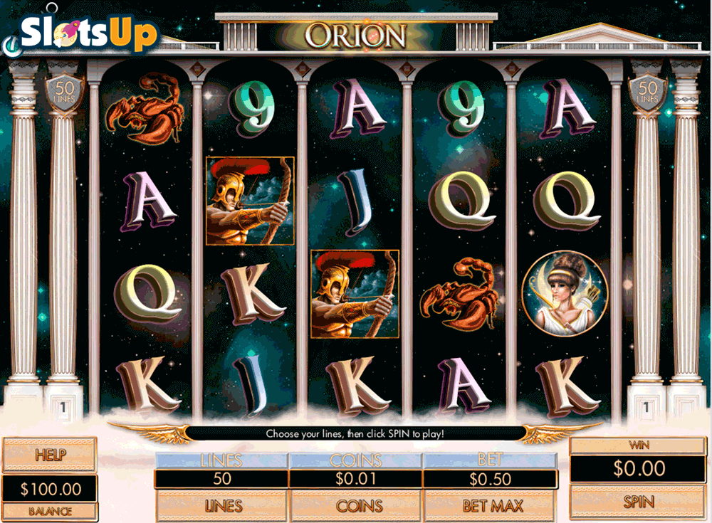 Constellation Slots - Play Online Slot Machines for Free