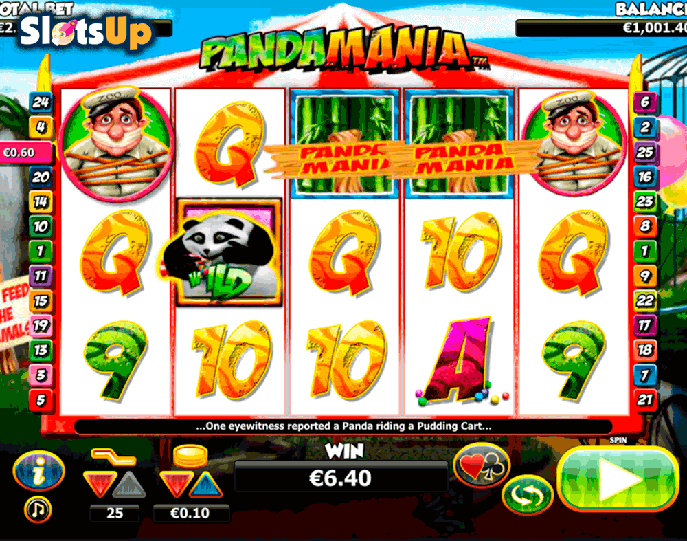 pandamania nextgen gaming casino slots