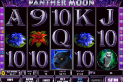 PANTHER MOON PLAYTECH CASINO SLOTS