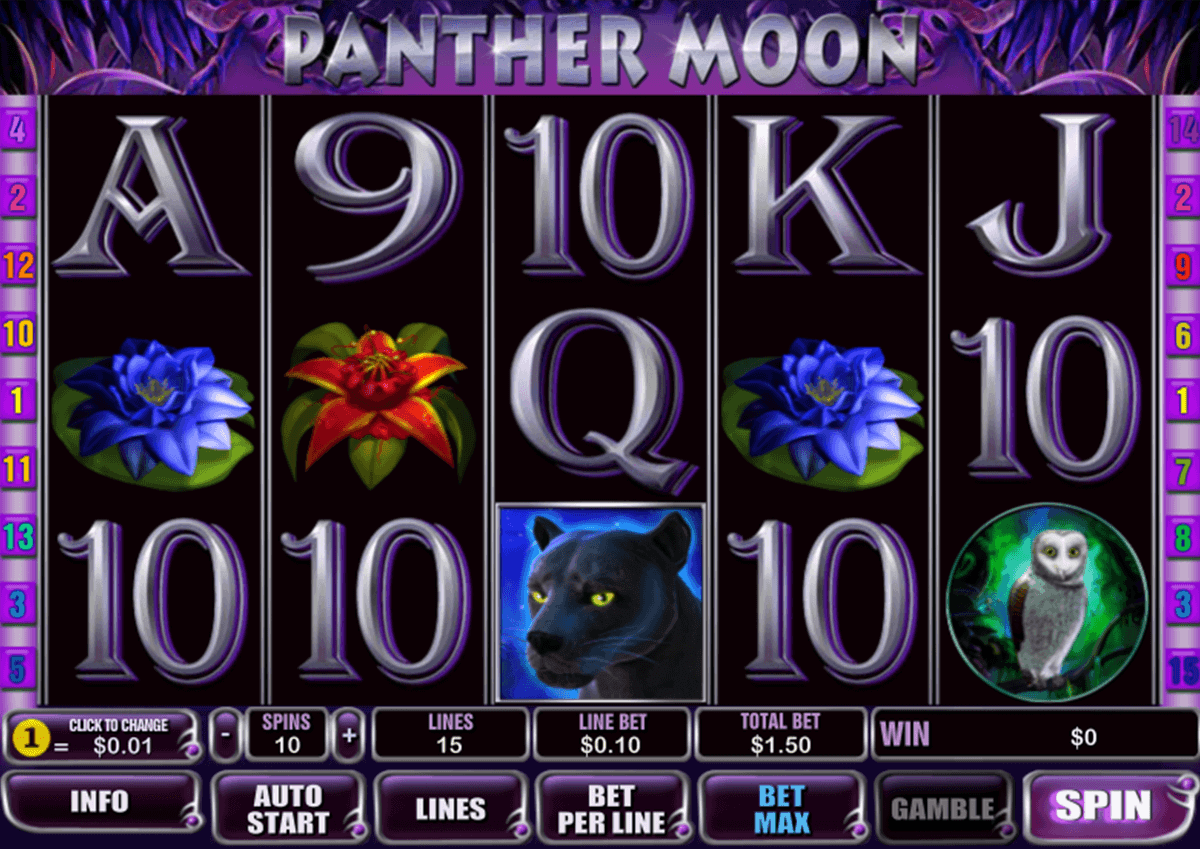 Tiger Moon Slot Machine Online ᐈ Microgaming™ Casino Slots