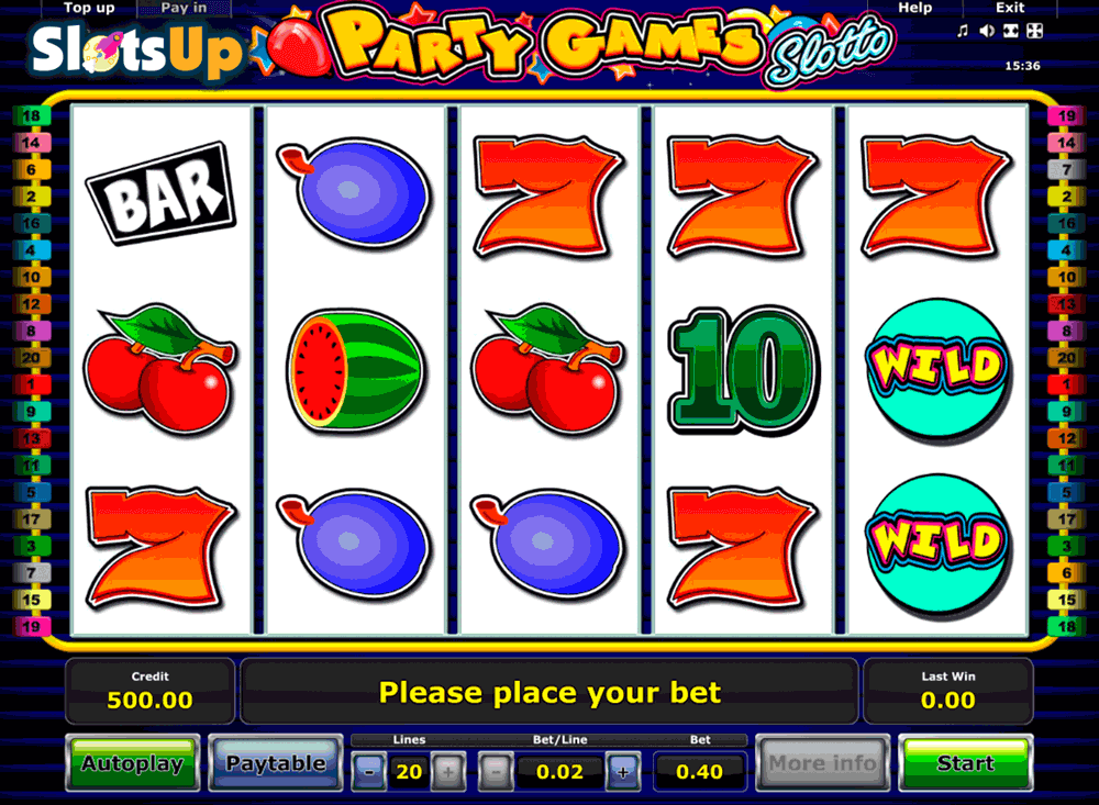 casino games online novomatic games
