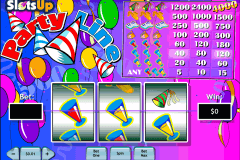 party line playtech casino slots