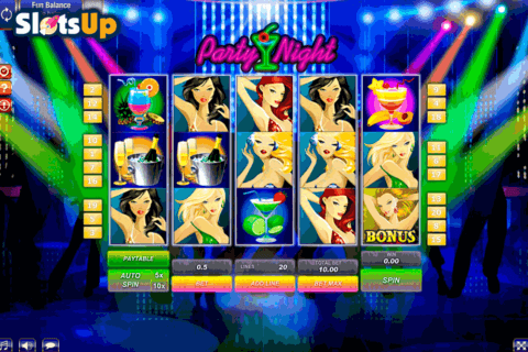 party night gamesos casino slots