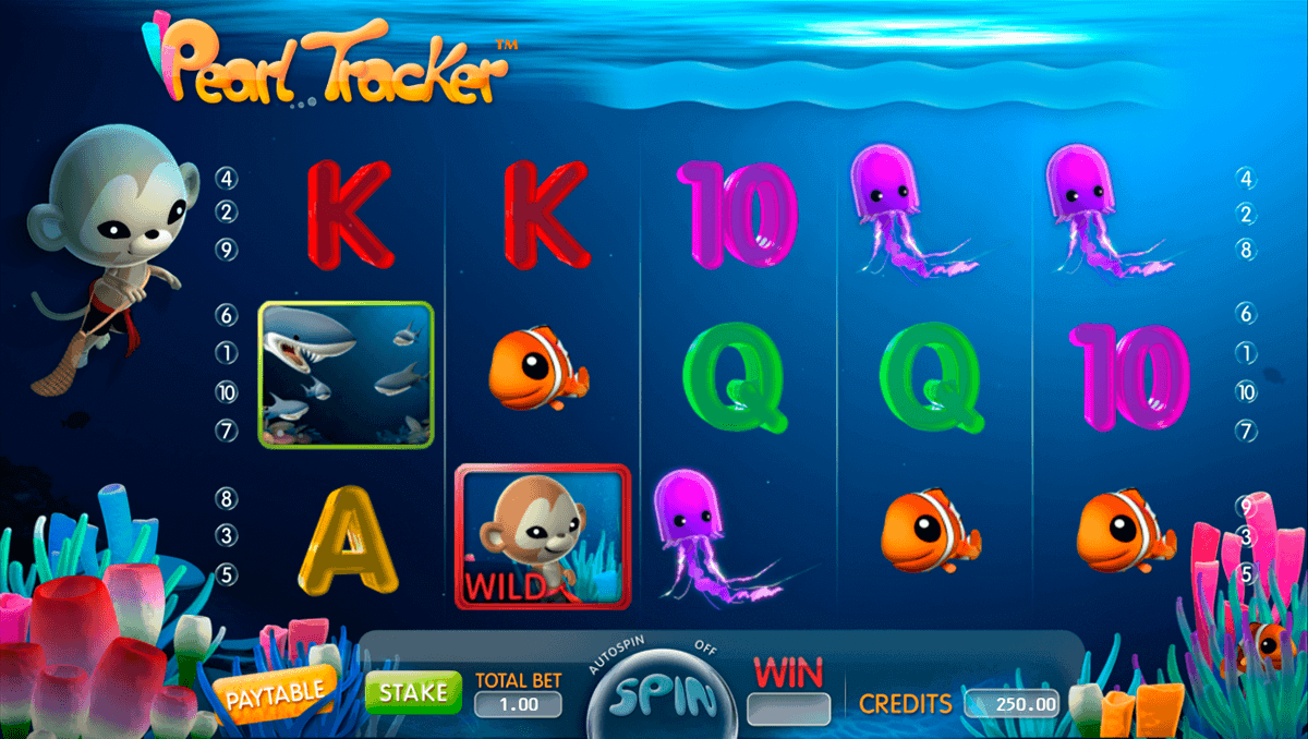 Pearl Tracker Slot Machine Online ᐈ GAMING1™ Casino Slots