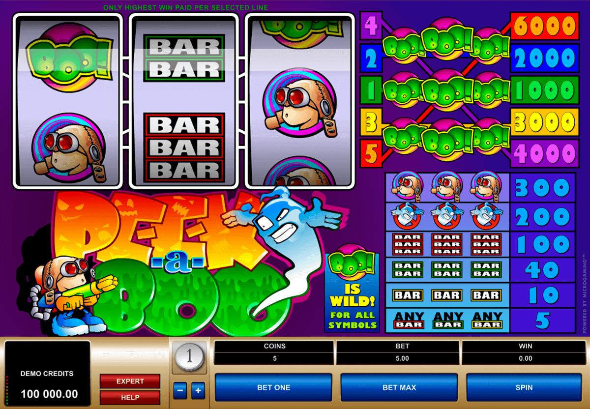 Peek Physique Online Slot Machine - Review and Free Game