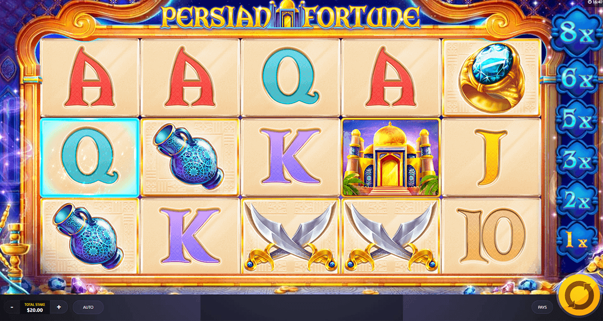 Spiele Persian Fortune - Video Slots Online